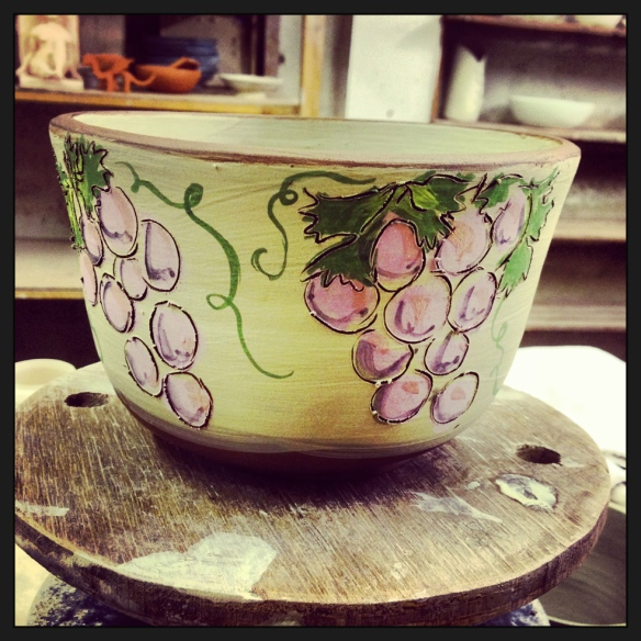 grape pot