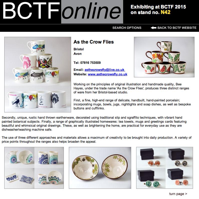 ATCF BCTF