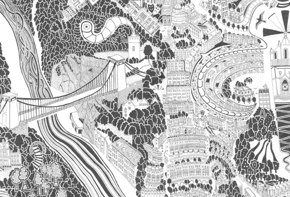gareth map